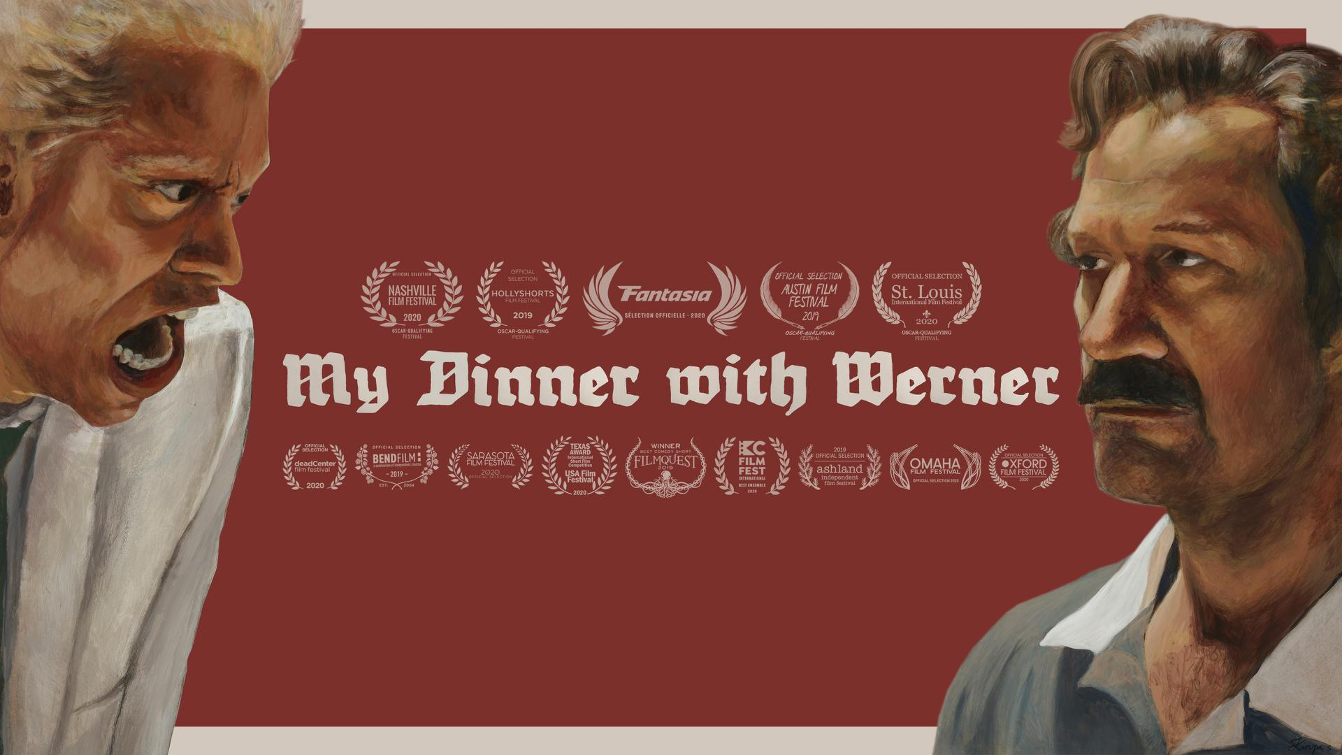 My Dinner With Werner