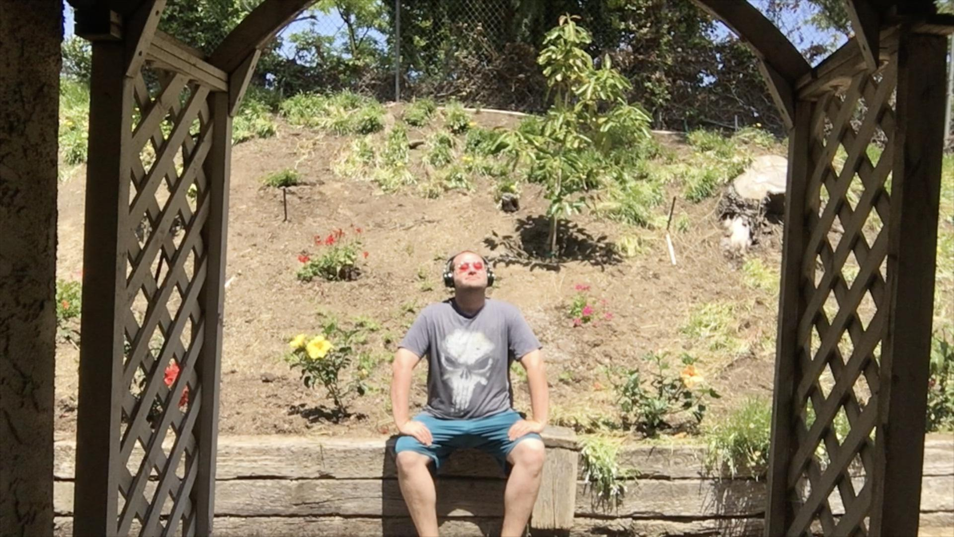 The Uncle and the Garden
