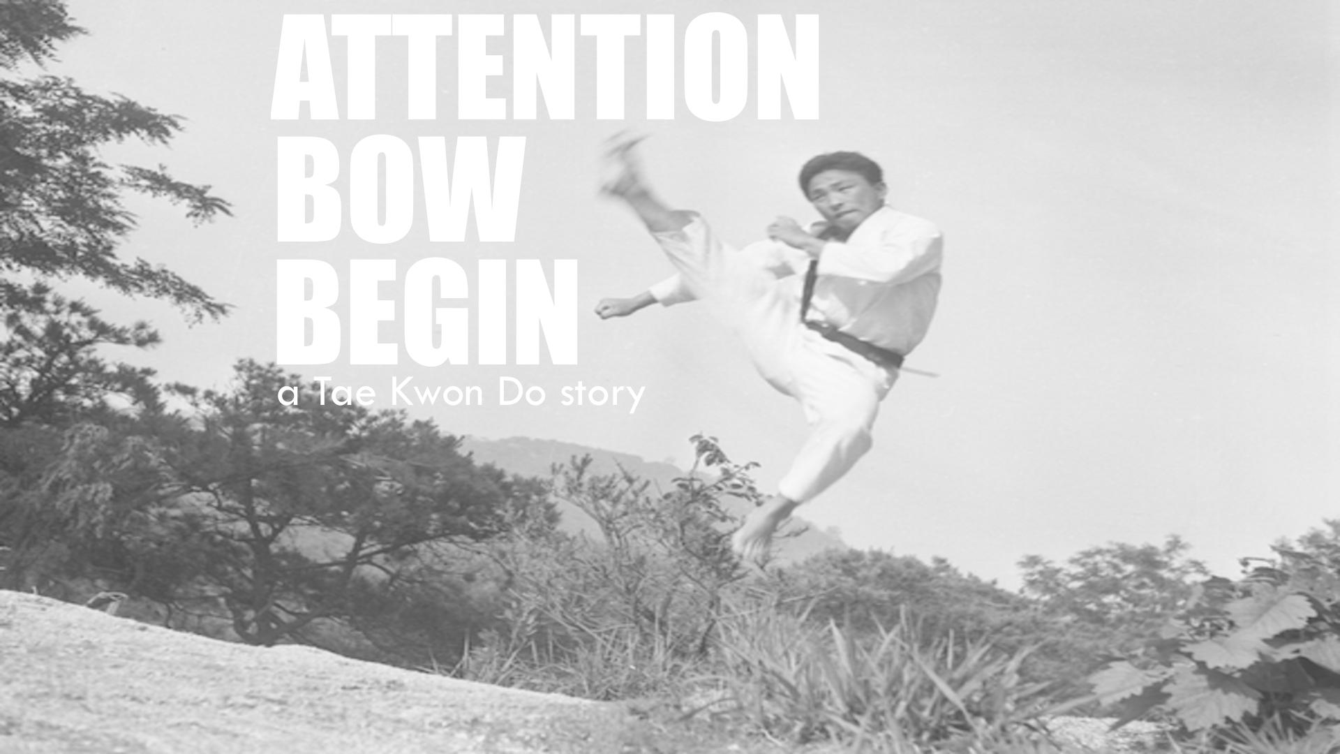 Attention.Bow.Begin.