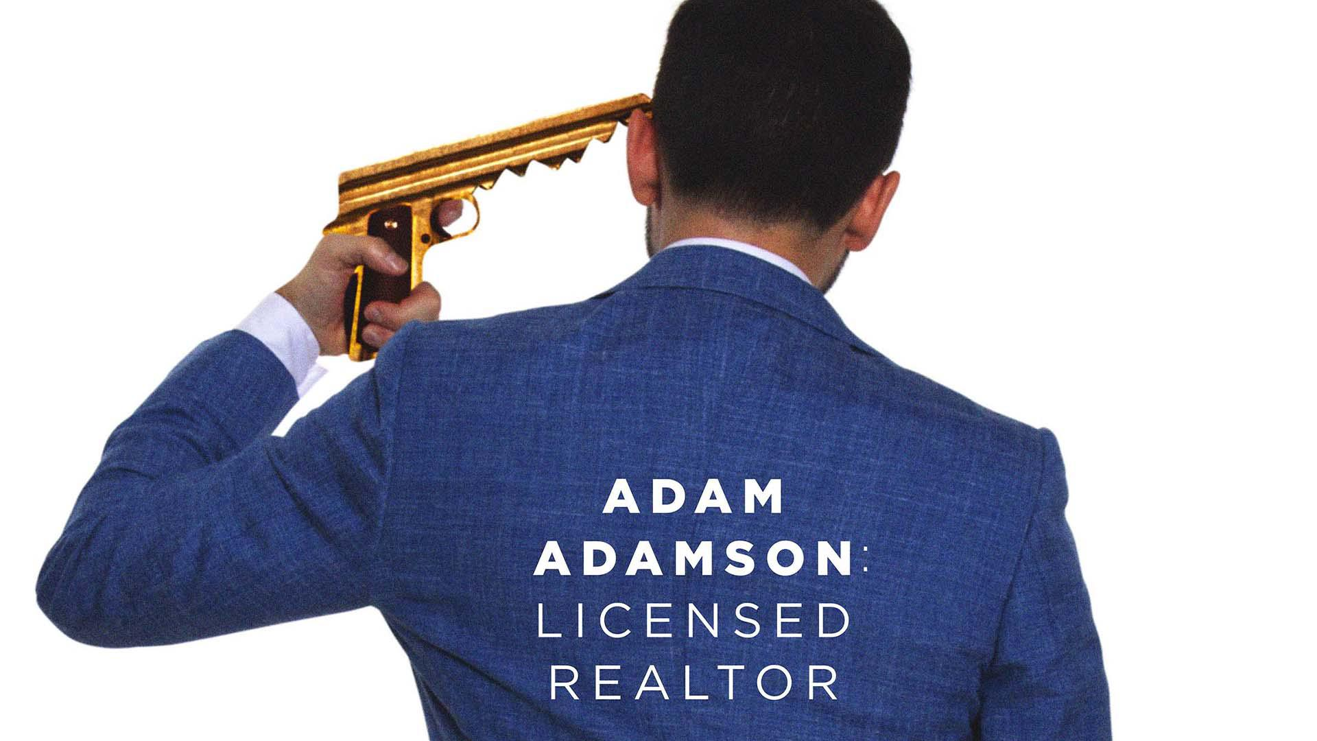 Adam Adamson: Licensed Realtor